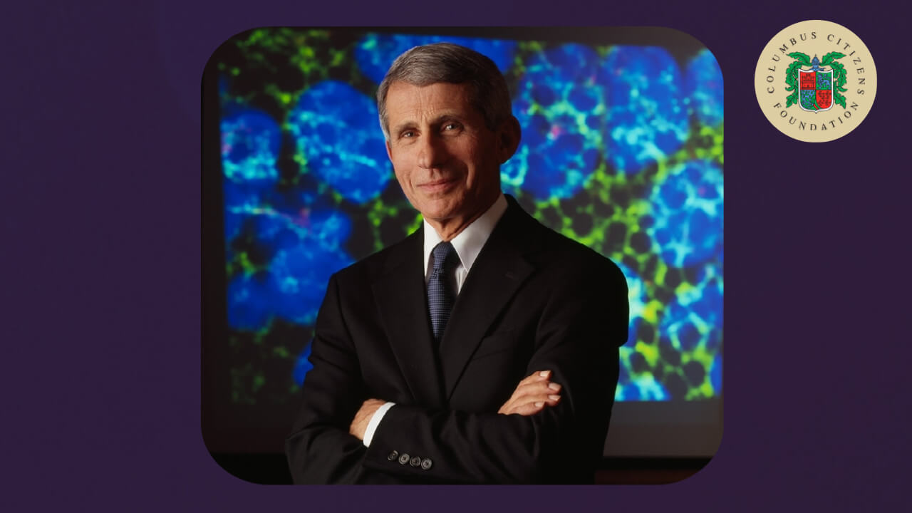 CCF's Dr. Anthony S. Fauci Scholarship is now open