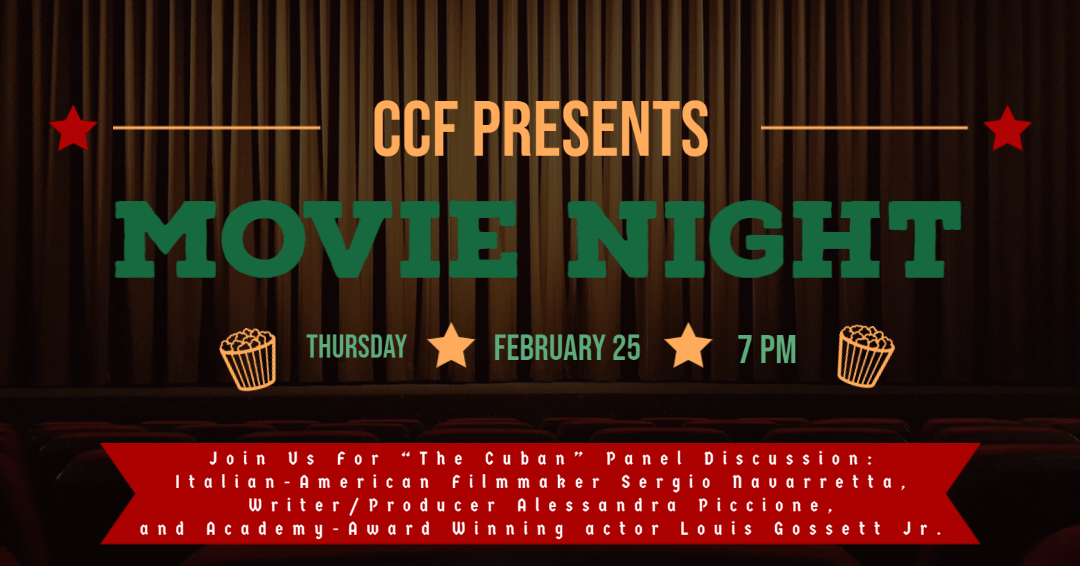 CCF Movie Night
